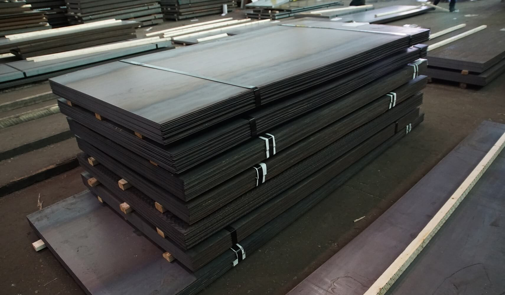 ASTM A516 GR. 70 Carbon Steel Plate