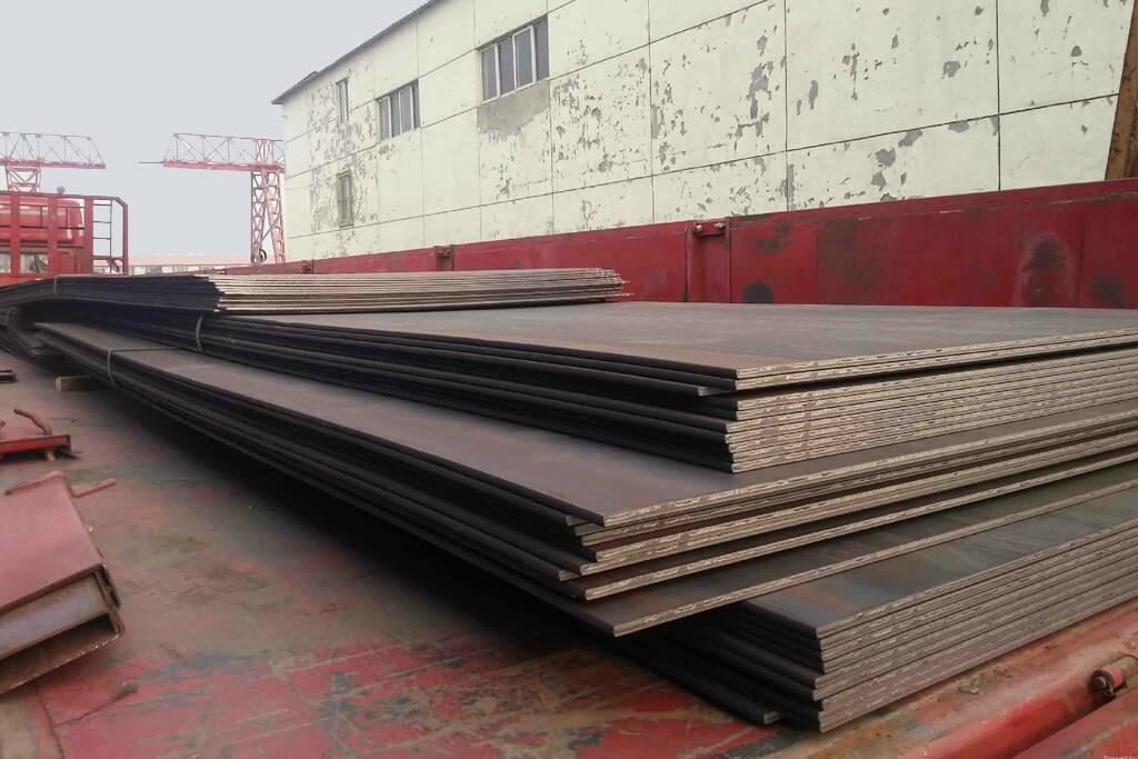 Alloy Steel SA387 GR. 11 CL. 1 / 2 Plates