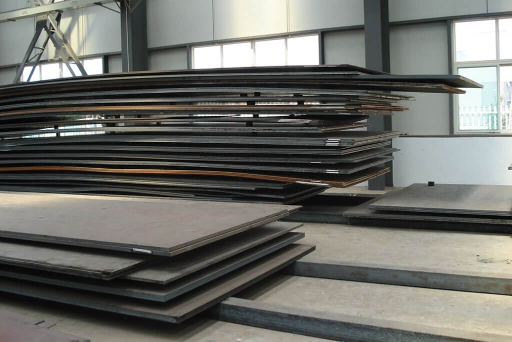 Alloy Steel SA387 GR. 22 CL. 1 / 2 Plates