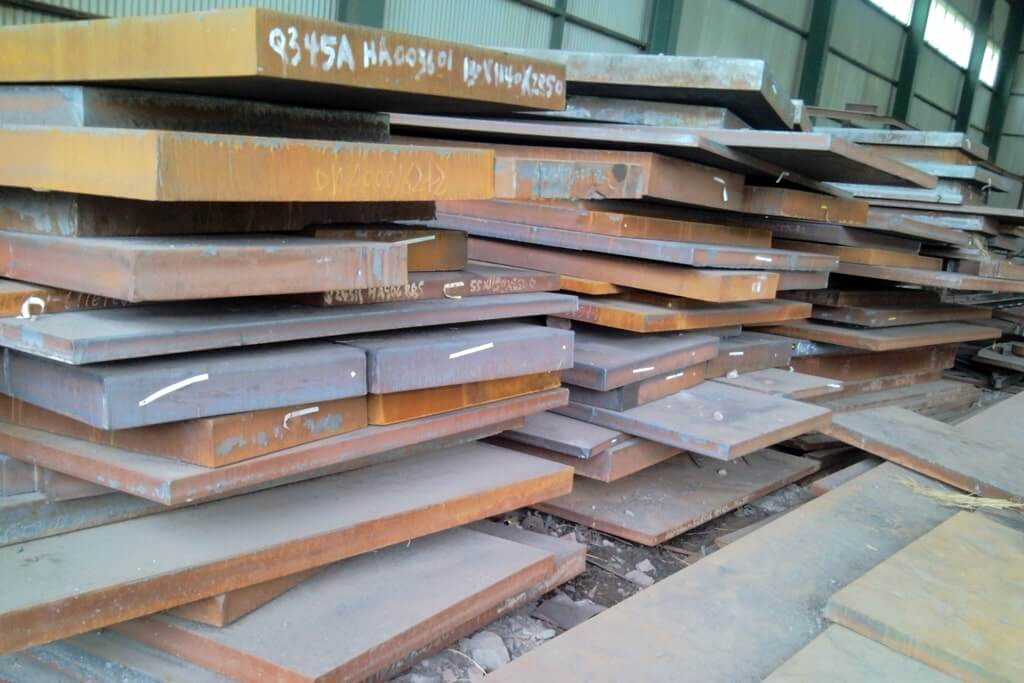 Alloy Steel SA387 GR. 5 CL. 1 / 2 Plates